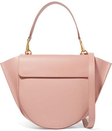 Wandler Medium Leather Shoulder Bag - Pink