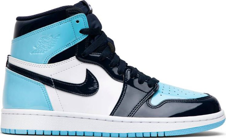 Wmns Air Jordan 1 Retro High OG 'Blue Chill' - Air Jordan - CD0461 401 | GOAT