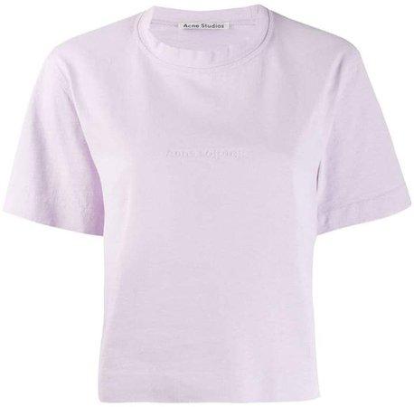 boxy-fit logo T-shirt