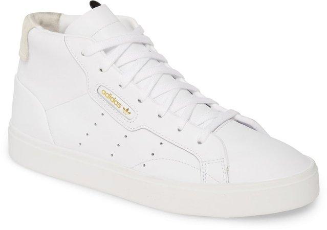 Sleek Mid Sneaker