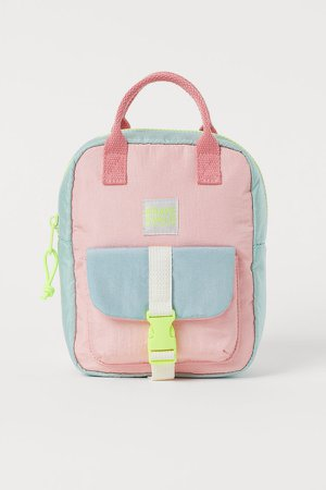 Mini Backpack - Pink