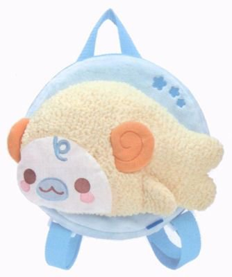 kawaii plush backpack