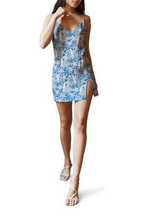 Reformation Marlowe Sleeveless Minidress | Nordstrom