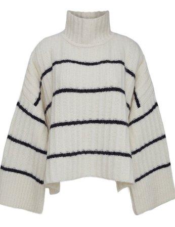 Talia poncho sweater - new arrival - Eleven Six | seezona