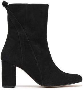 Carly Suede Ankle Boots