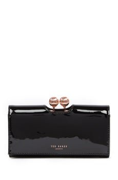 Ted Baker London | Maciey Bobble Mini Leather Wallet | Nordstrom Rack
