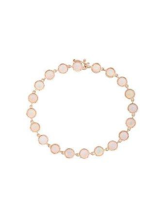 Irene Neuwirth 18kt rose gold opal bracelet