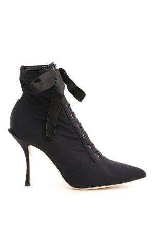 Dolce & Gabbana Stretch Lori Booties