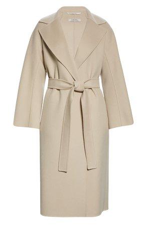 'S Max Mara Aria Wool Wrap Coat | Nordstrom