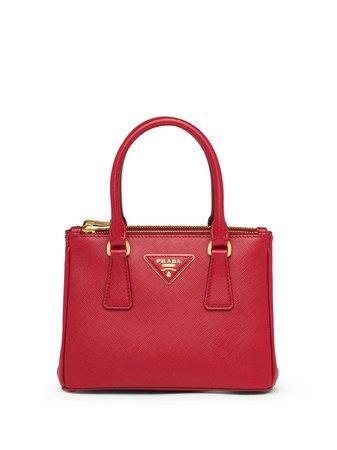 Prada Mini Galleria Tote Bag Ss20 | Farfetch.com