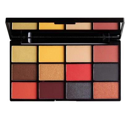 fire eyeshadow palette