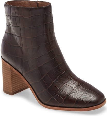 Madewell The Greer Bootie | Nordstrom