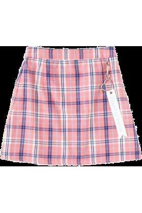 Flapper Club Mini Skirt Pink