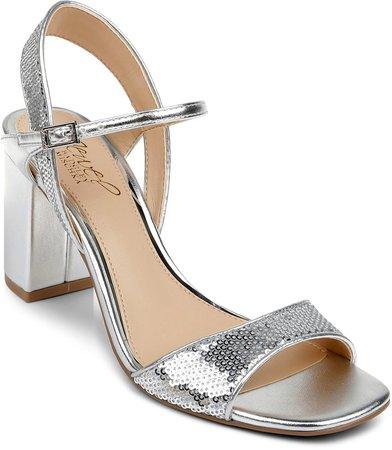 Irma Block Heel Sandal
