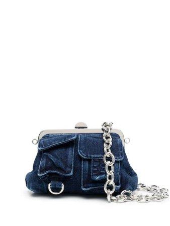 Marques'Almeida multi-pocket Clutch Bag - Farfetch