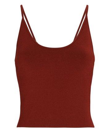 A.L.C. Ava Knit Tank Top | INTERMIX®