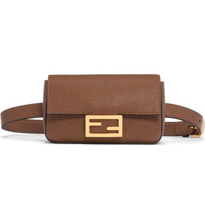 Fendi Leather Belt Bag | Nordstrom