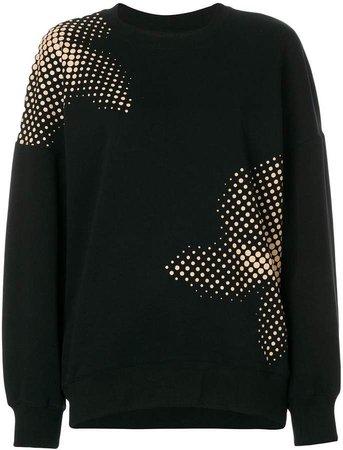 Ioana Ciolacu printed sweatshirt