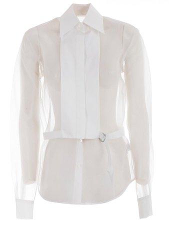 Helmut Lang Shirt L/s Detachable