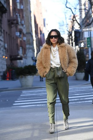 Spring 2019's Trousers Trend Will Convince You To Retire Your Jeans