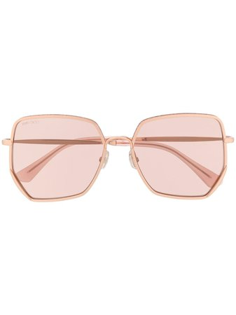 Jimmy Choo Eyewear Aline Sunglasses - Farfetch