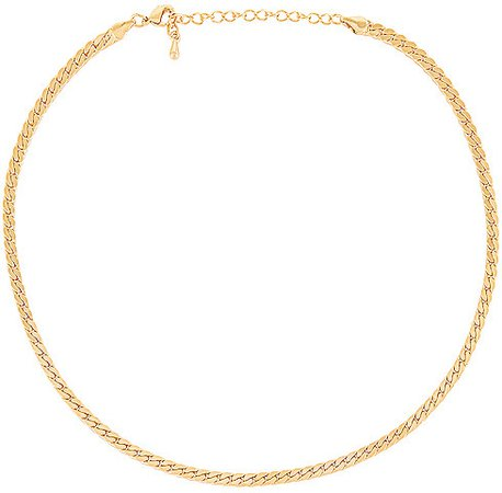 So Simple Chain Necklace