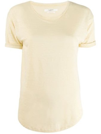 Isabel Marant Étoile short-sleeve Fitted Top - Farfetch