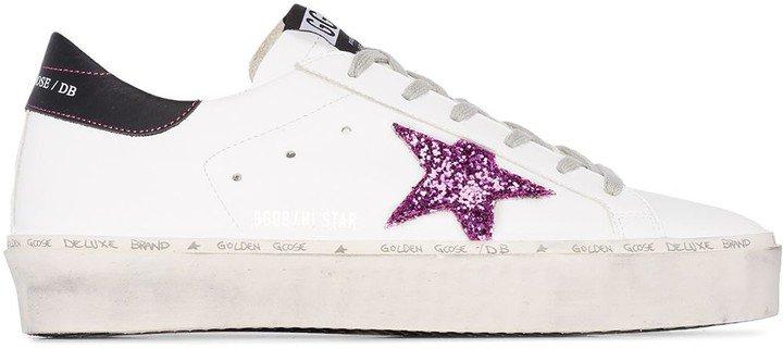 Hi Star glitter sneakers