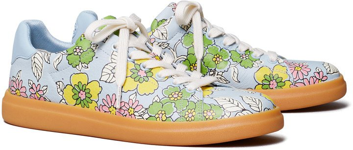 Howell Court Floral Sneaker