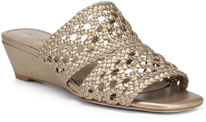 Albi Woven Wedge Sandal