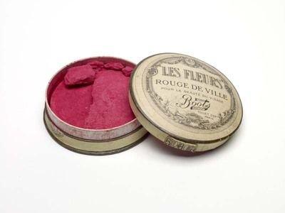 Cosmetic | Museum of London | Vintage cosmetics, Vintage makeup, Vintage packaging