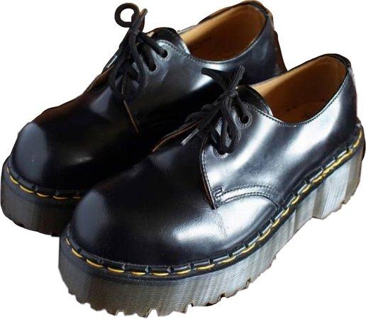 low top martens shoes