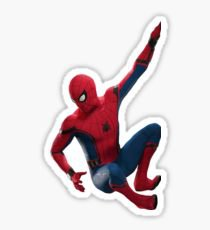 Spiderman Sticker