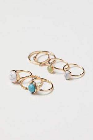 Rings - Shop Women's jewelry online | H&M US