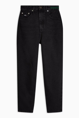 High Rise Mom Jeans by Tommy Jeans   Topshop