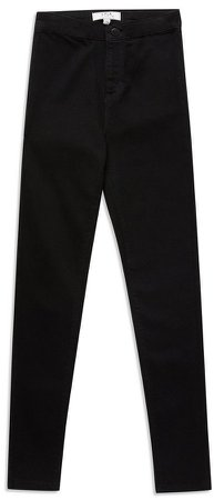 Black Regular Lyla Denim Jeans