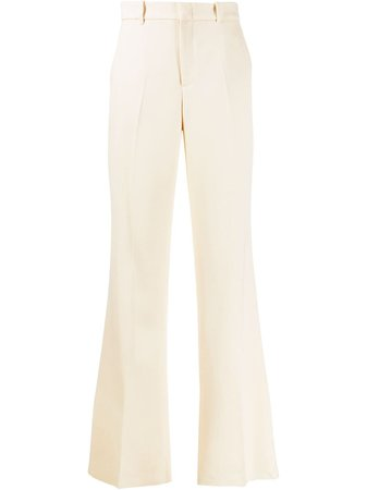 Gucci, Flared Tailored Trousers Pants