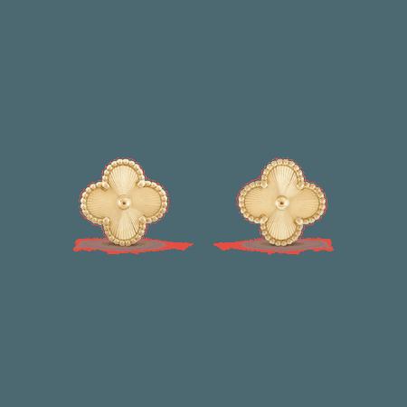 van cleef and arpels earrings high jewelry - Google Search