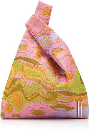Mini Shopper Tie-Dyed Jacquard Bag