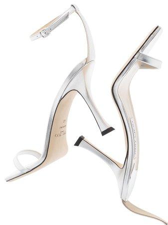 Jimmy Choo Marin 90mm Sandals - Farfetch