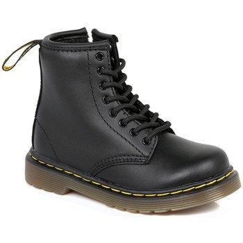 Dr Martens Ankle boots & Boots BOY Infants Brooklee Black Boots Black,doc martens shoes seattle,doc martens ajax,latest fashion-trends, doc martens boots outfits Official supplier