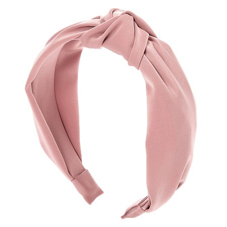 pink knotted headband - Google Search