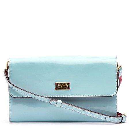 Kelly Patent Leather Crossbody Bag