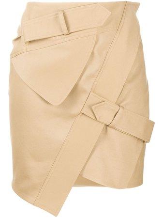 Alexandre Vauthier Asymmetric Skirt - Farfetch