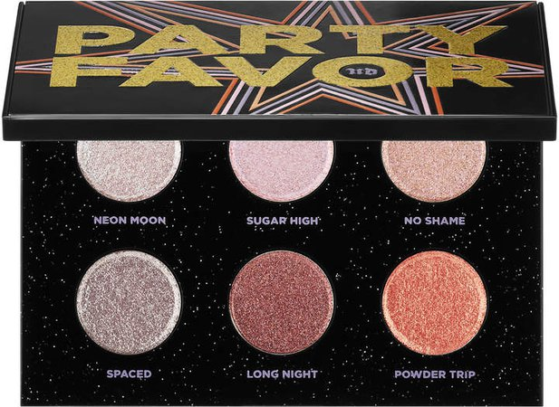 Party Favor Eyeshadow Palette