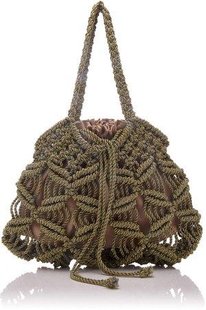 Harper Crocheted Cotton Tote