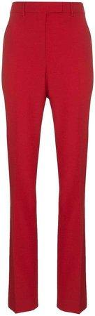 Slim Leg Tailored Trousers