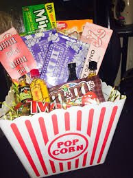 netflix and chill gift basket - Google Search
