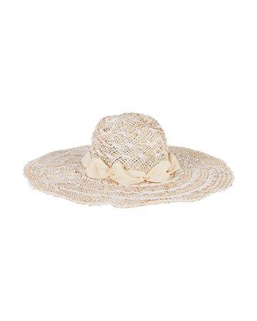 Nastassia Straw Hat
