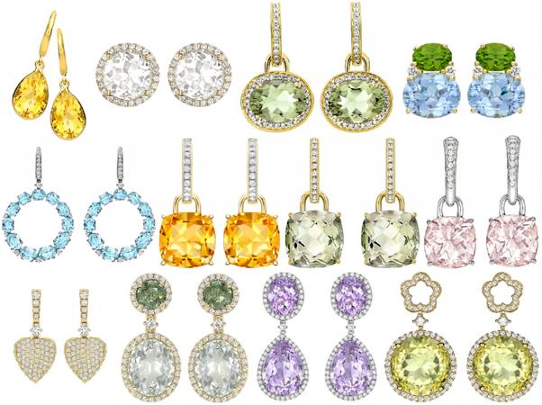 Kate Middleton's Kiki McDonough Earring Collection – Kate Middleton Review